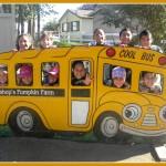 3rd Graders to Pumpkin Farm