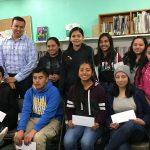 Avalos Family Scholarship Recipients